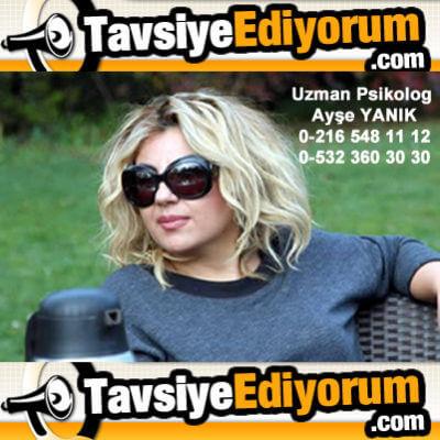 Tavsiyeediyorum Uzman Psikolog istanbul Ataşehir